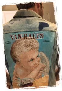 Van Halen jacket